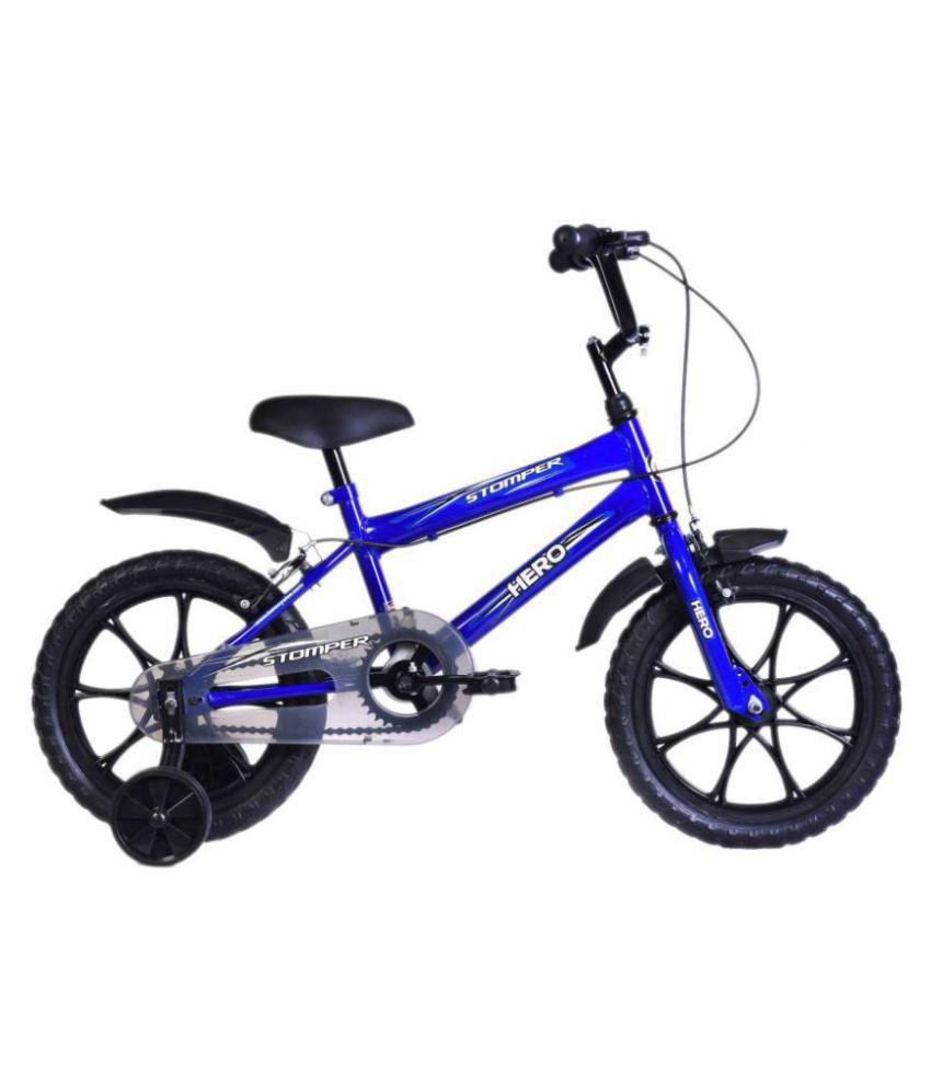 Hero Stomper Blue 40.64 cm(16) Road bike Bicycle