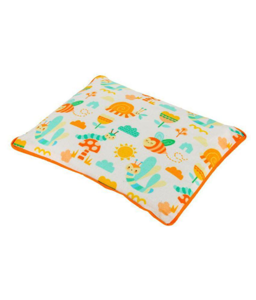 Kanyoga Multi-Colour Mustard Seeds Baby Pillow