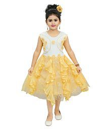 Dresses for Girls UpTo 80% OFF: Girls Dresses, Frocks Online at Best