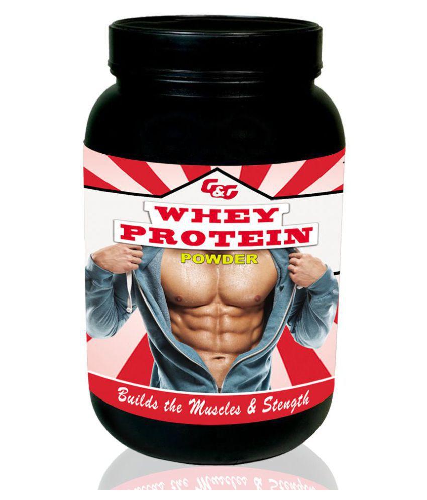 G & G Whey Protein 1 kg