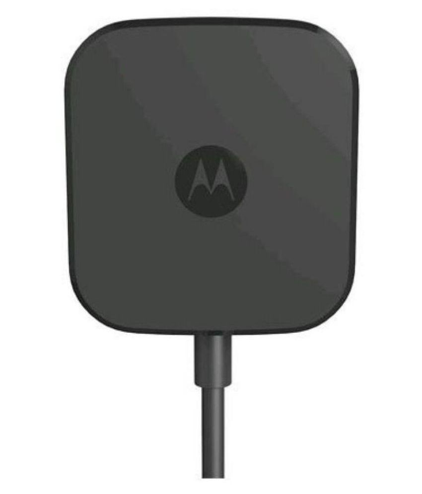 Motorola 2.8A TurboPower Wall Charger