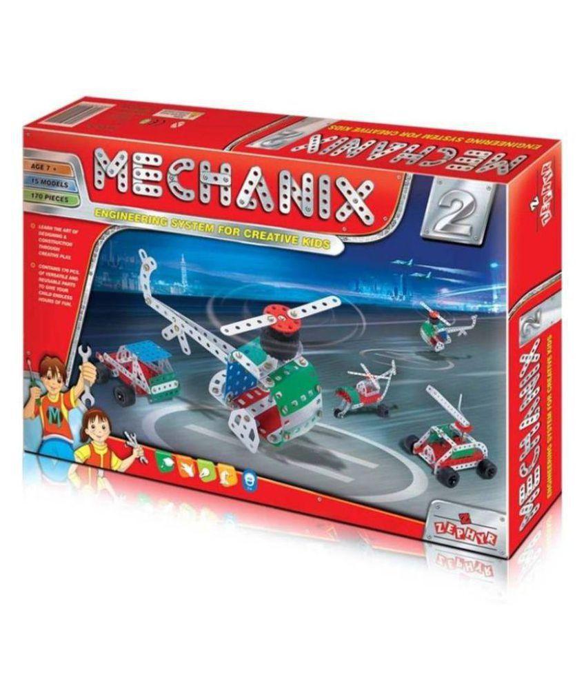 Metal Mechanix 2
