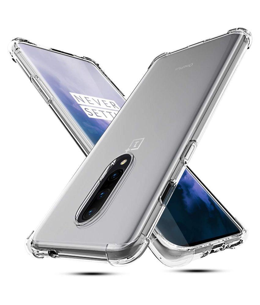 OnePlus 7 Pro Plain Cases Spectacular Ace - Transparent