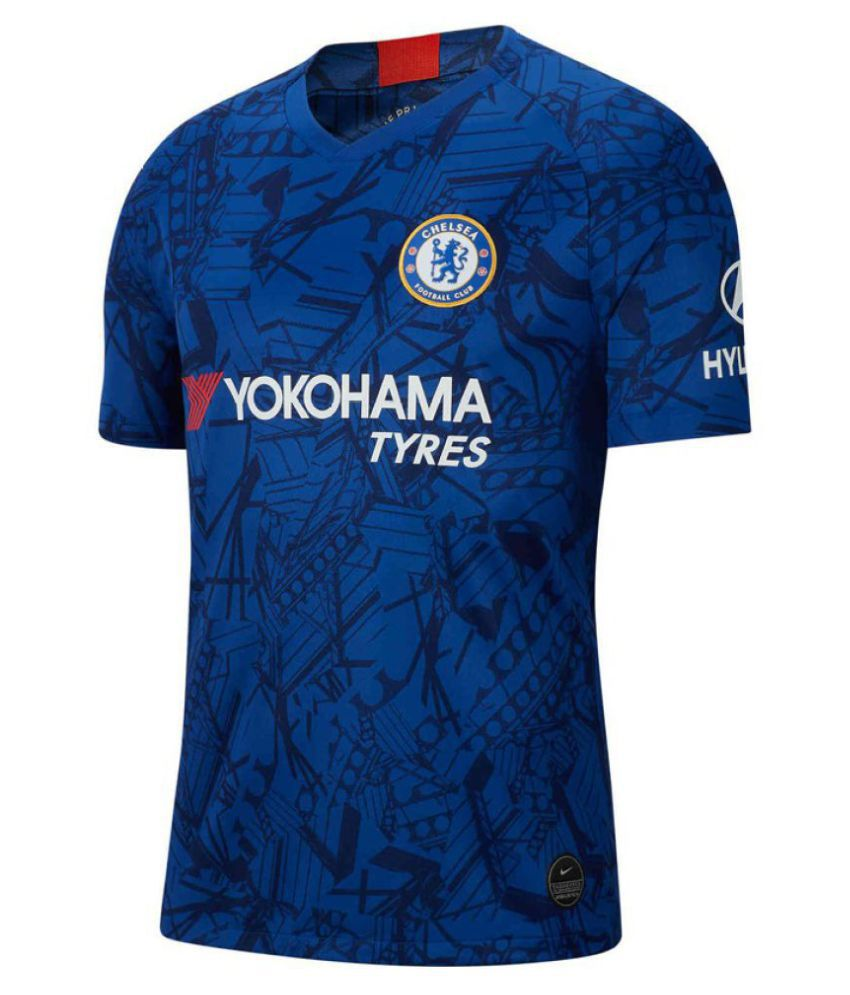 hot sale online e495f 38f8d Chelsea Home Jersey (ONLY JERSEY) 2019-20