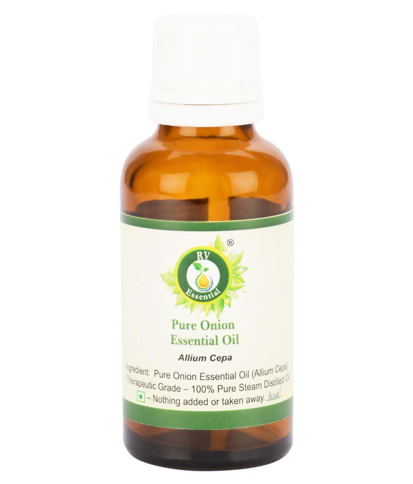 R V Essential Pure Onion Essential Oil Essential Oil 10 mL