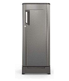 Whirlpool 215 Ltr 4 Star 230 IMFR ROY INV Single Door Refrigerator - Steel