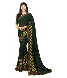 49c6d505b1 Georgette Saree: Buy Georgette Saree Online in India at low prices ...