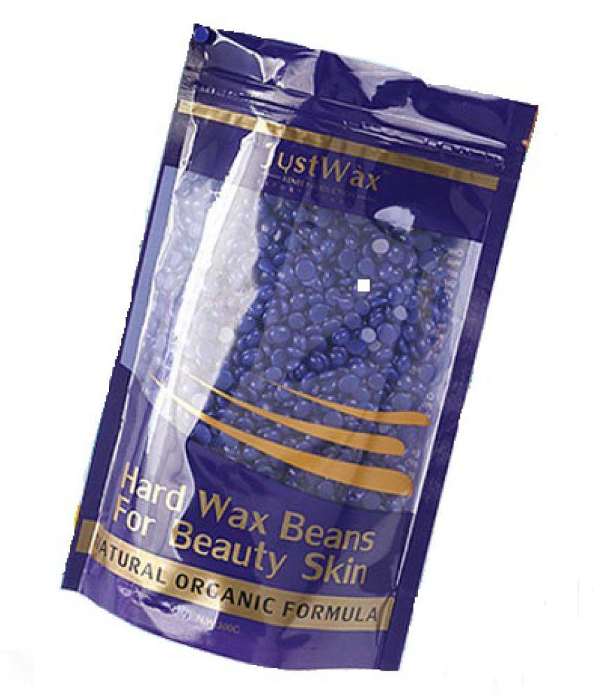 JUST WAX Hot Wax Depilatory Hair Removal Beans 100 gm
