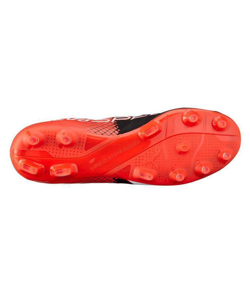 Fg 4 Puma Football Shoes Cl5j34aqr Black Evospeed 5 A35R4jL