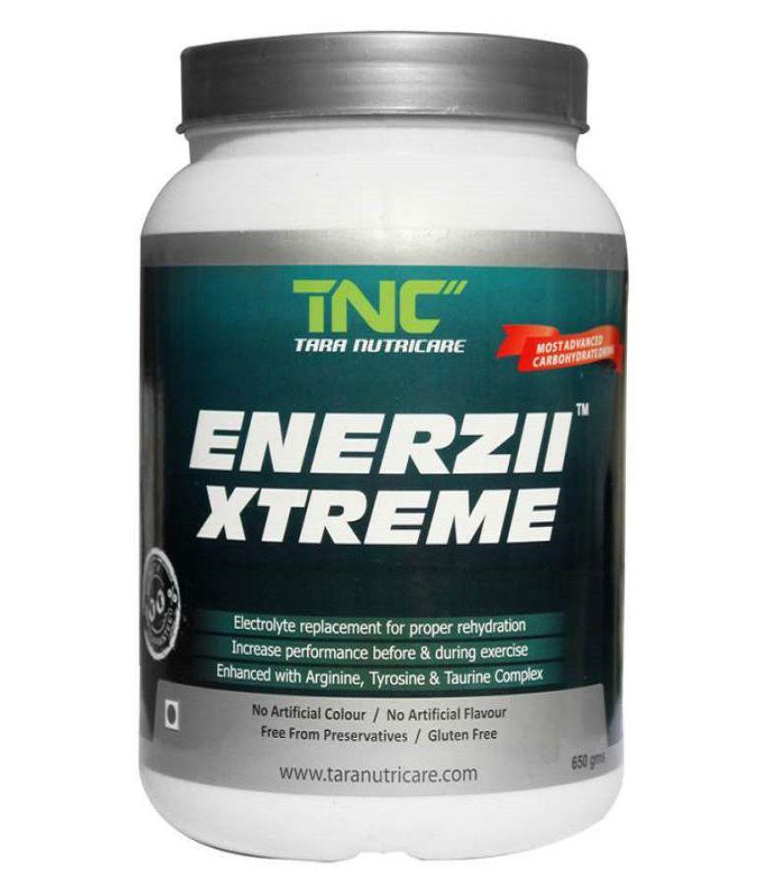 Tara Nutricare Enerzii xtreme Energy Drink for Adult 650 gm