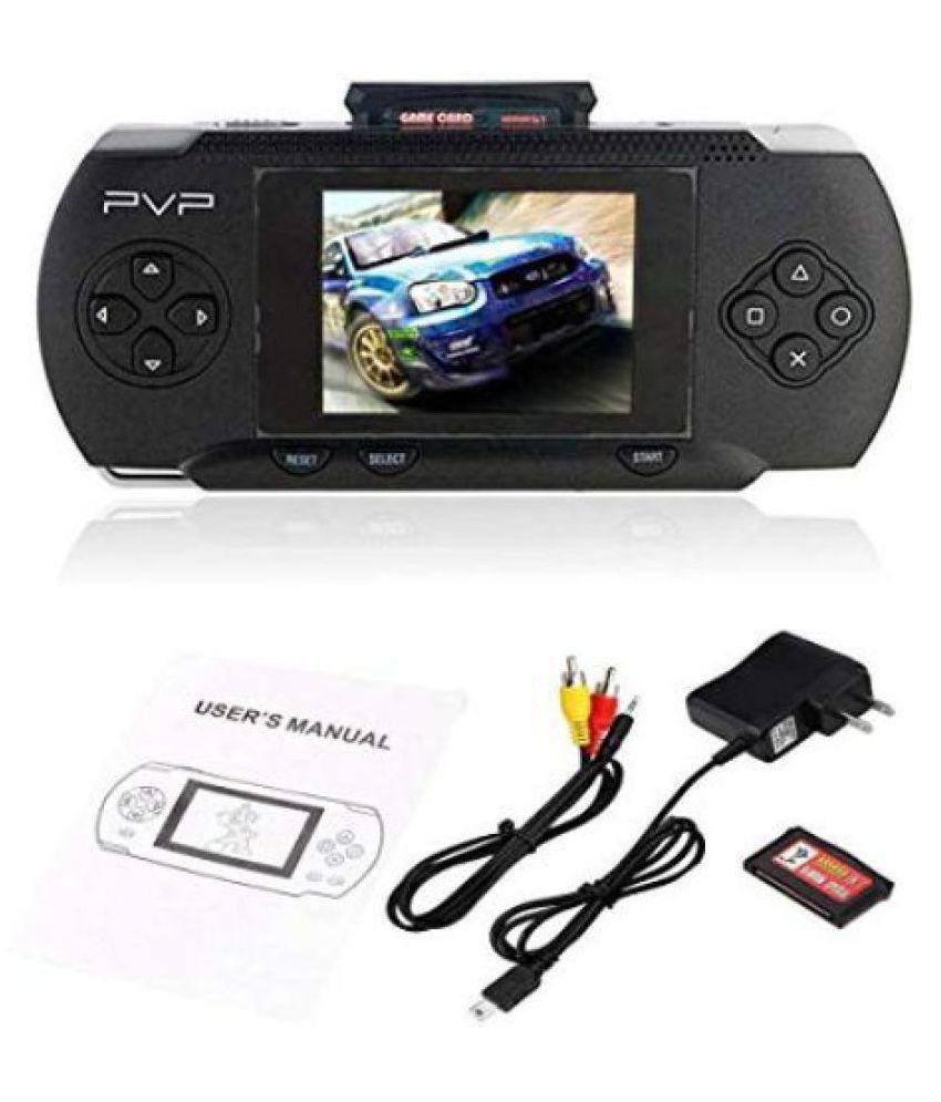BREEL PSP 1 GB Handheld Console ( Digital PVP Station Light 3000 Handheld TV Game )