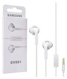 Samsung j7 Earphone Ear Buds Wired Earphones With Mic