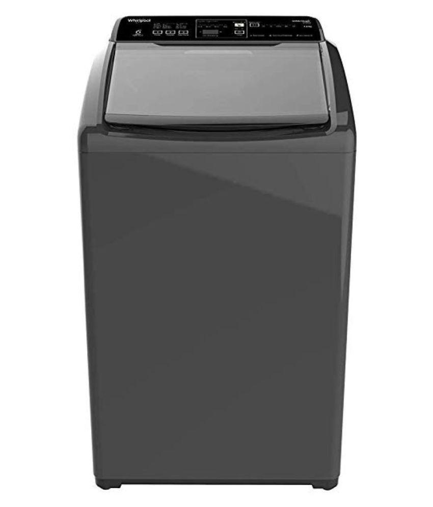 Lloyd 8 kg Fully Automatic Top Load Grey(LWMT80TS)