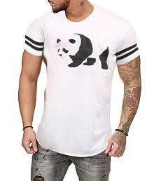 589cf1b1c2464 Printed T-Shirt: Buy Printed T-Shirt for Men Online at Low Prices in ...