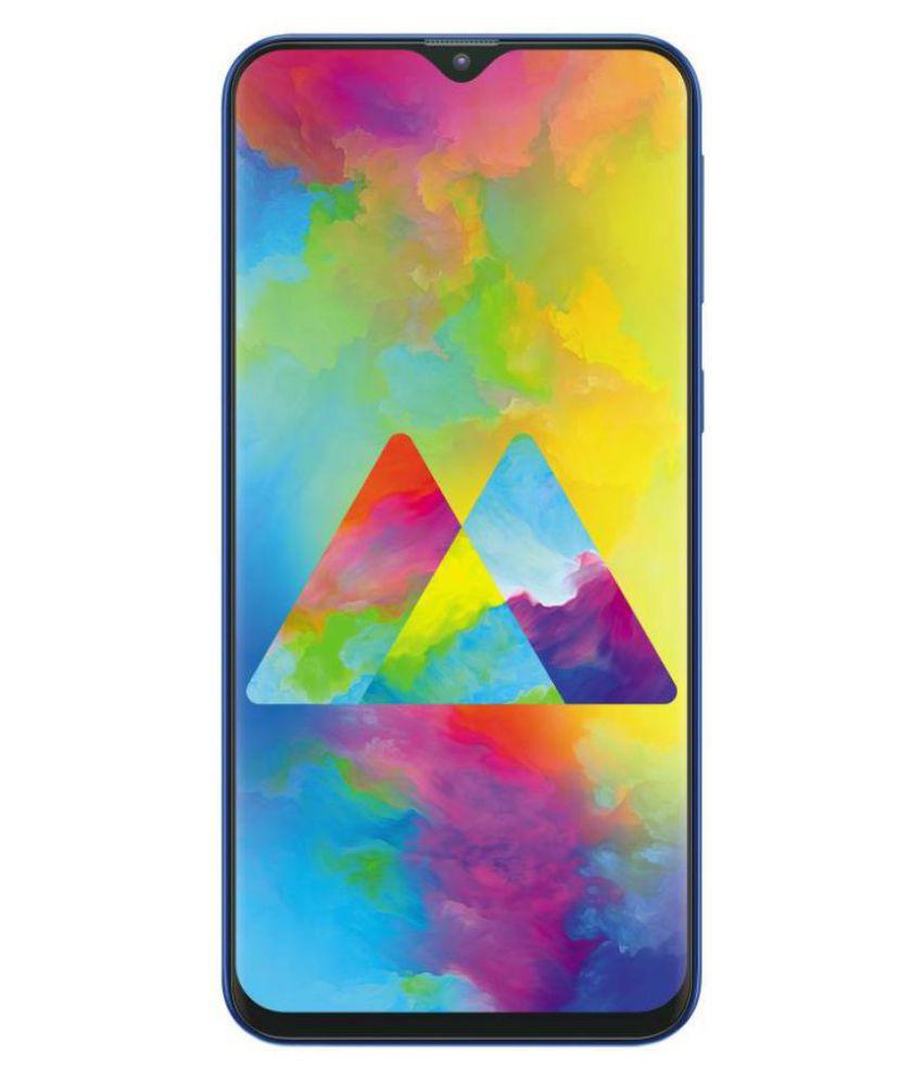 Samsung Mobile Samsung M20   64 GB , 4  GB   Blue