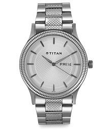 Titan 1650SM01 Metal Analog Men's Watch