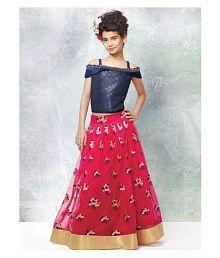 e87deda02c1813 Girls Lehenga Cholis: Buy Girls Lehenga Cholis Online at Best Prices ...