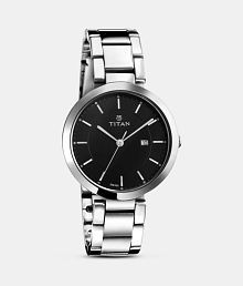 orion Metal Round Womens Watch