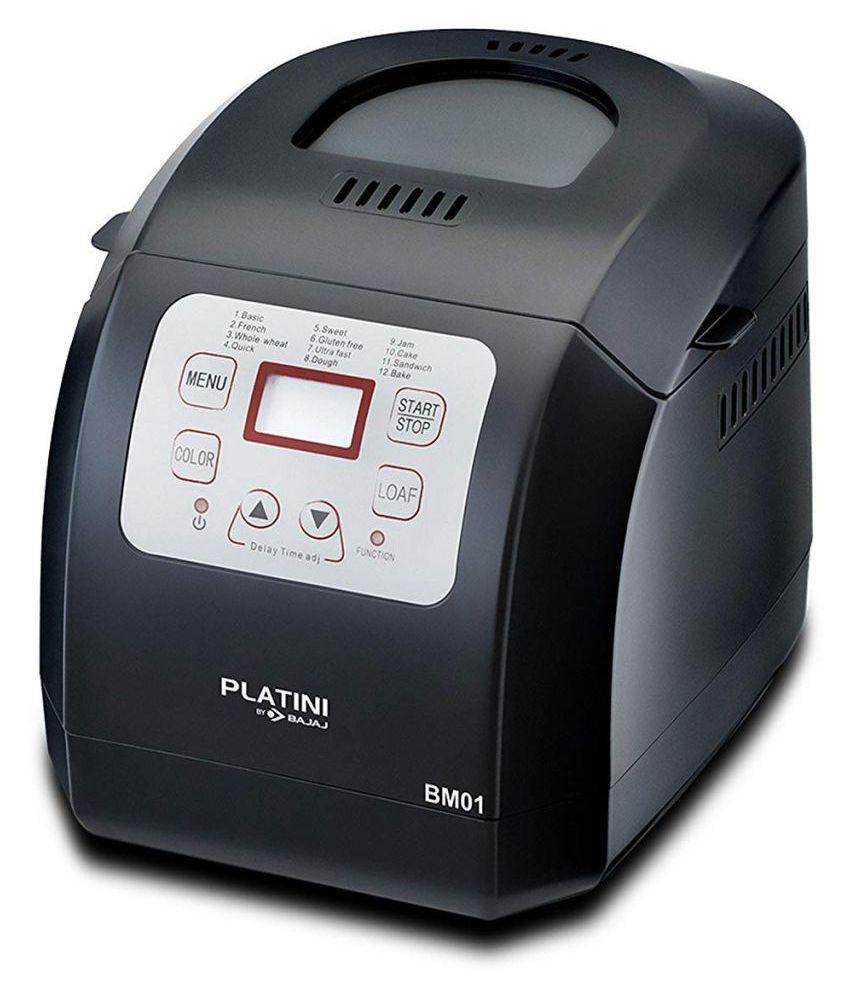 Bajaj Platini BM01 500 Watts Roti Maker