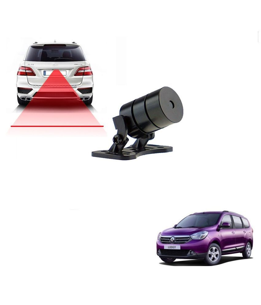 Auto Addict Car Styling Anti Collision Safety Line Led Laser Fog Lamp,Brake Lamp,Running Tail Light-12V Cars For Renault Lodgy