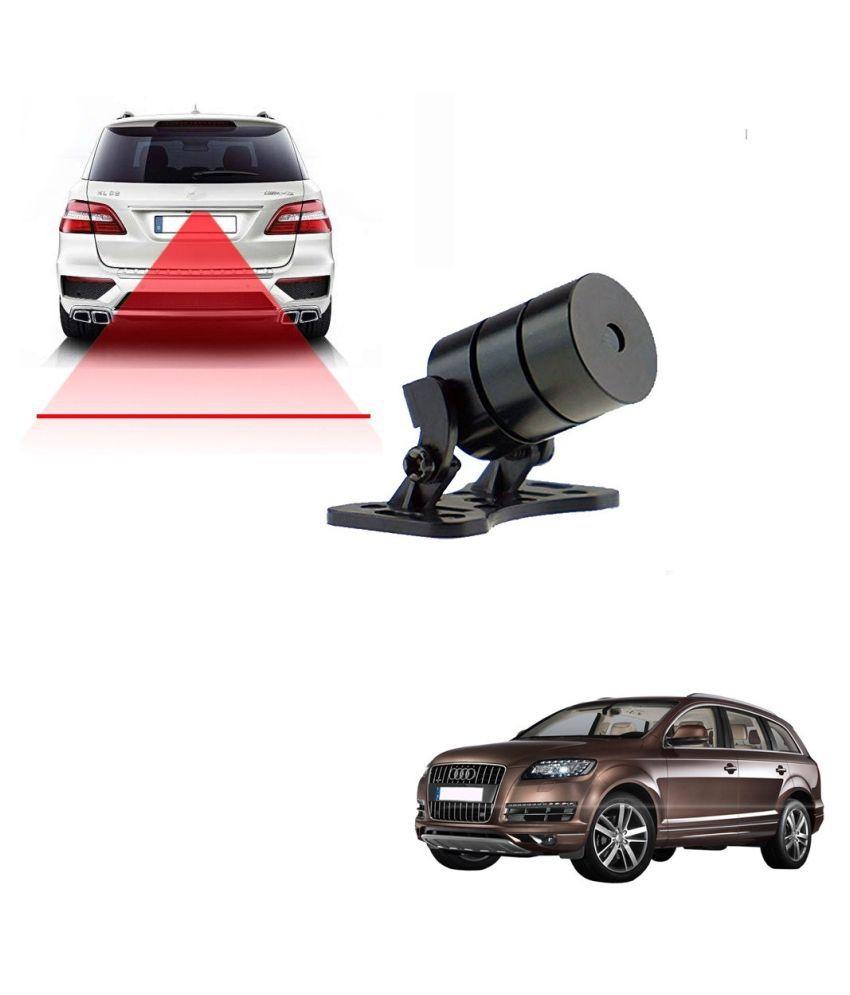 Auto Addict Car Styling Anti Collision Safety Line Led Laser Fog Lamp,Brake Lamp,Running Tail Light-12V Cars For Audi Q7