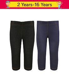 b3dec85d0f625 Girls Bottomwear: Buy Girls Leggings, Jeans, Skirts Online at Best ...