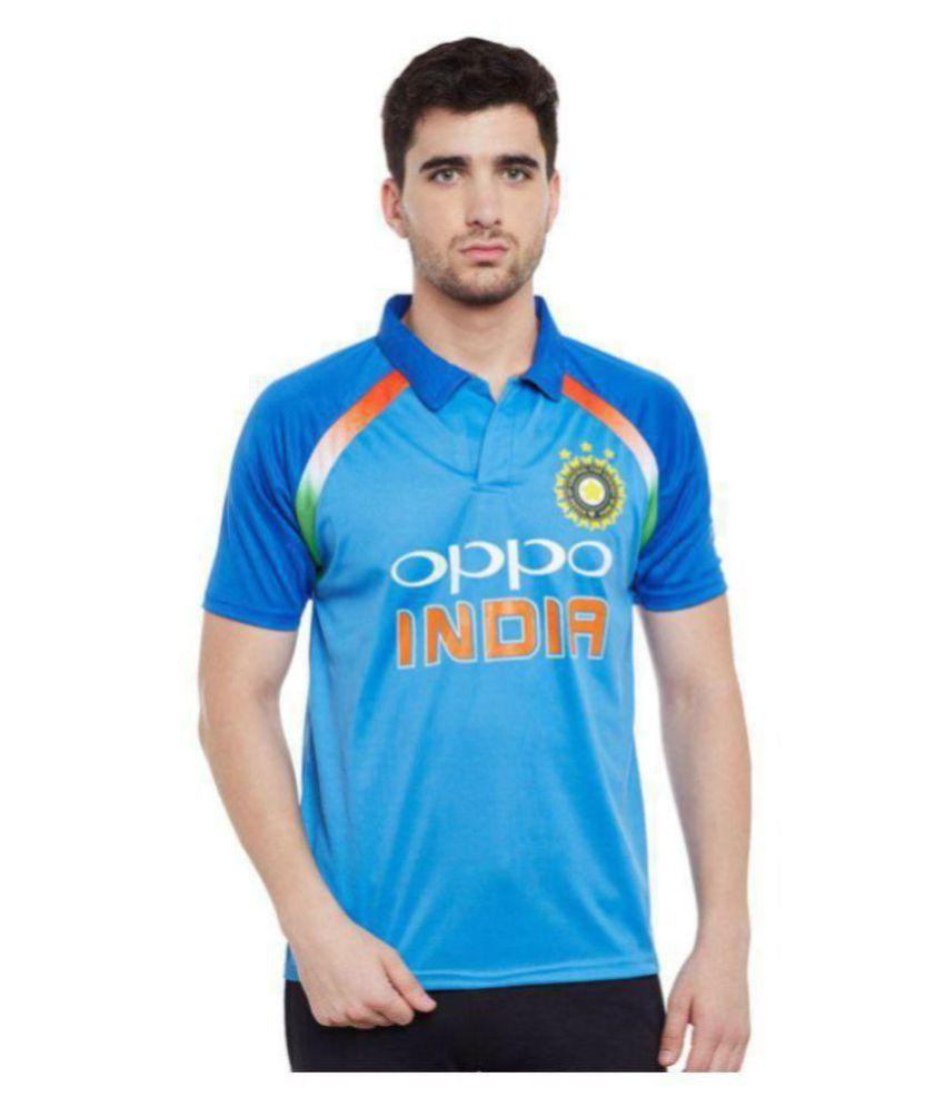 INDIA CRICKET TEAM JERSEY WORLD CUP 2019 - StadiumEX