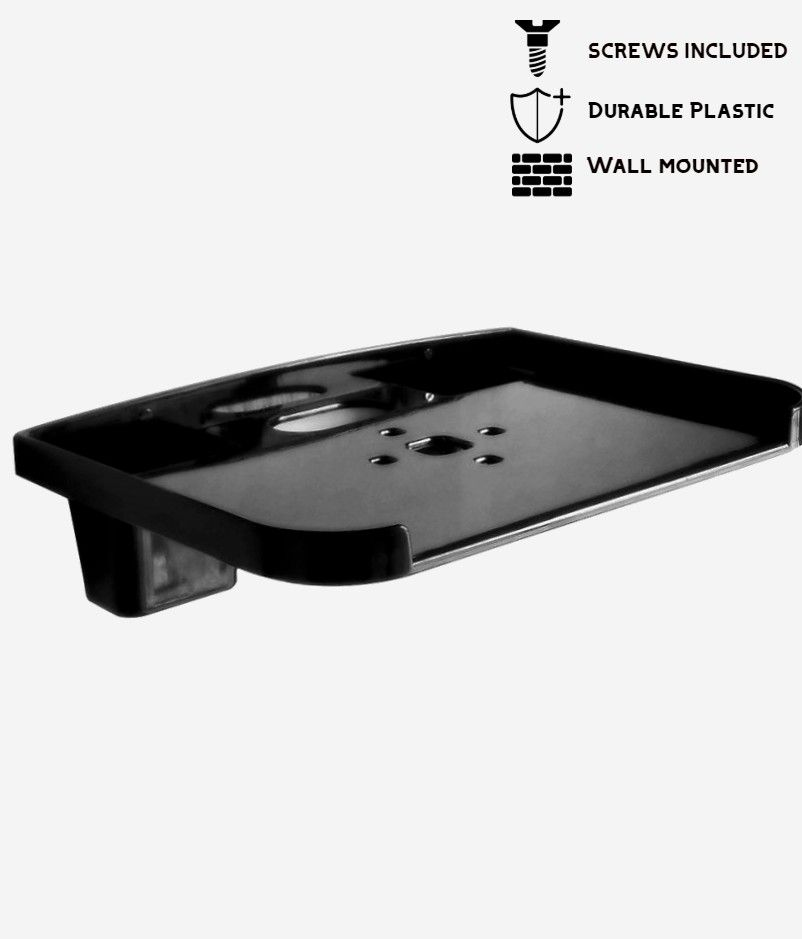 HFK Set Top Box Stand Black