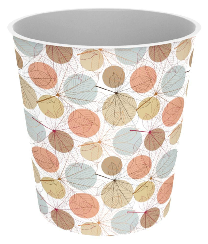 TUNEHOME PAPER BIN MULTICOLOR Pack of 1