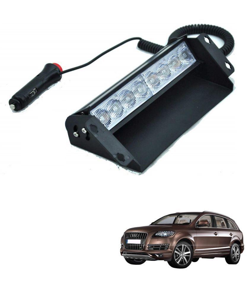 Addict Car 8 Led Police Lights Flasher