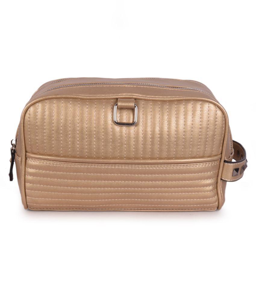 Bagkok Gold P.U. Handbags Accessories