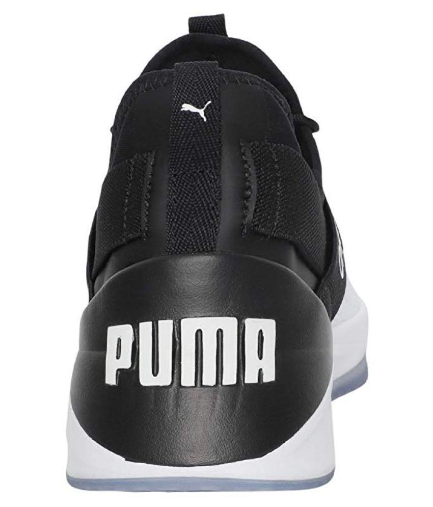 Puma Jaab XT One8 White Running Shoes