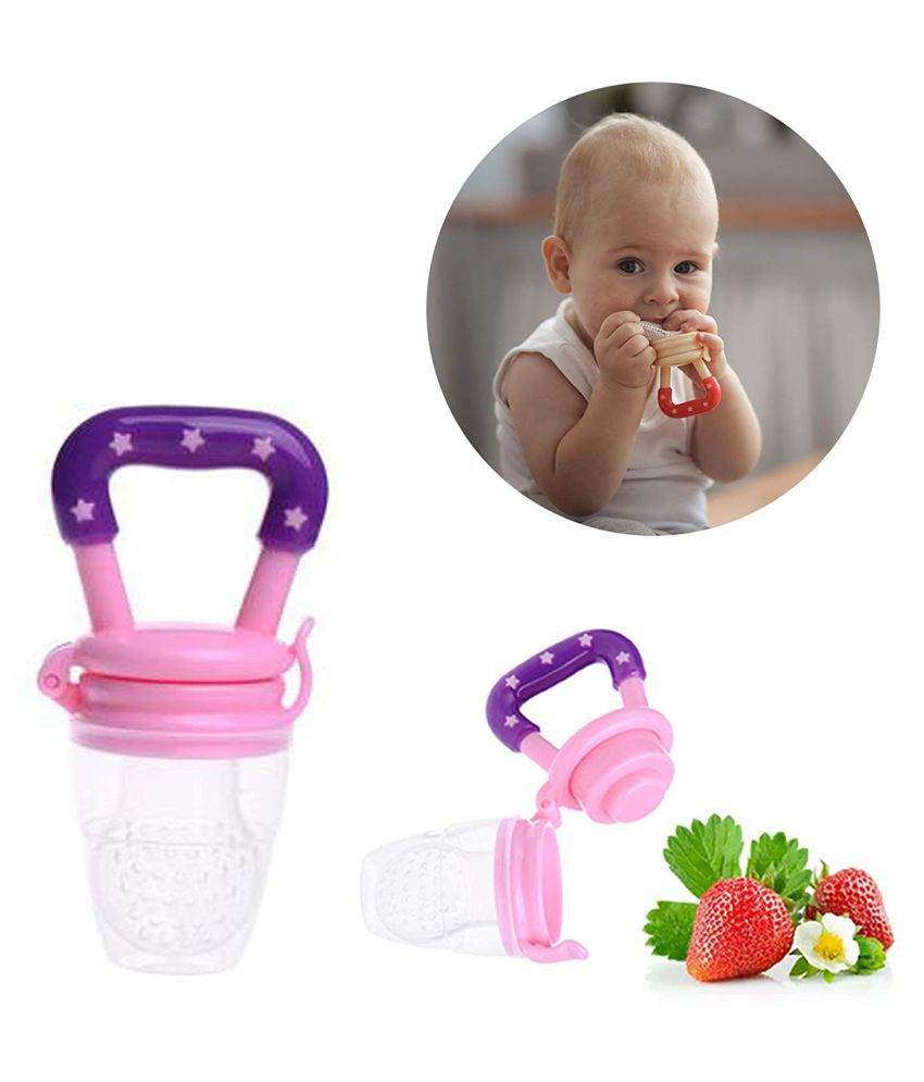 SAFE-O-KID Silicone Pacifier