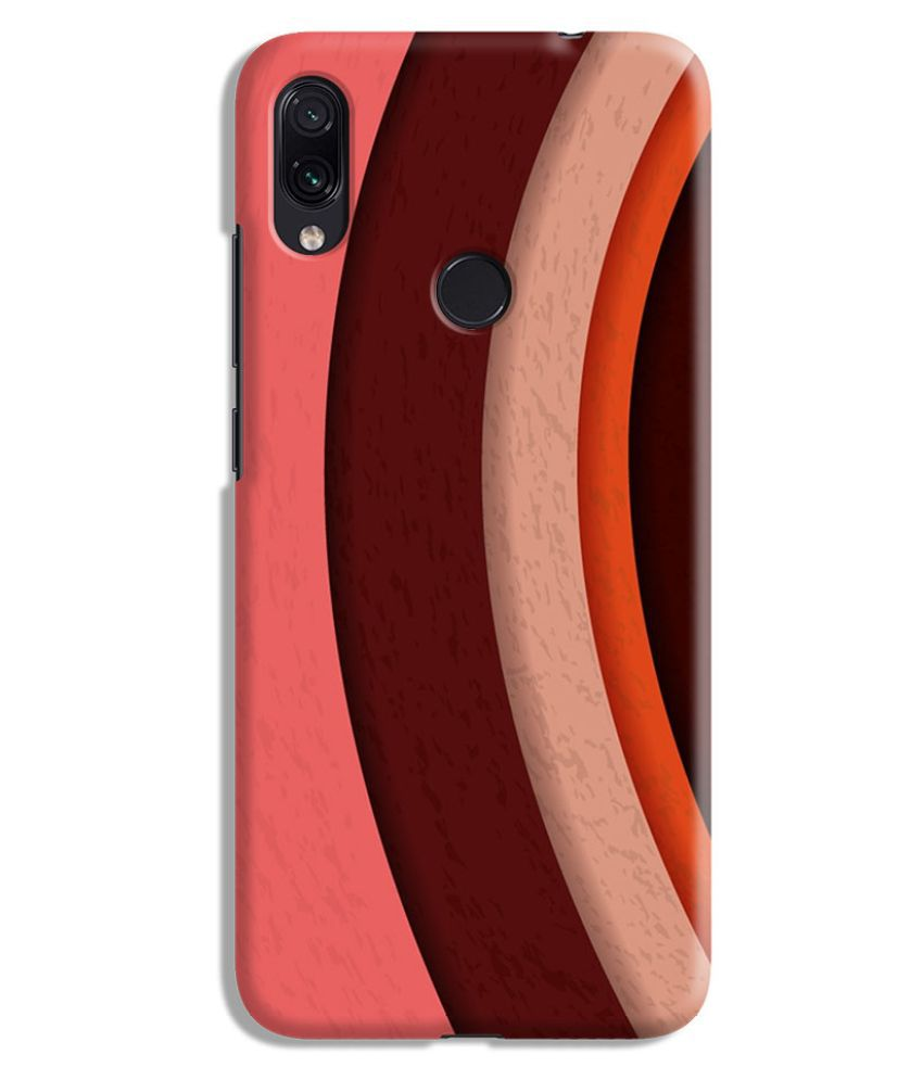 Xiaomi Redmi 7 Printed Cover By PrintVisa