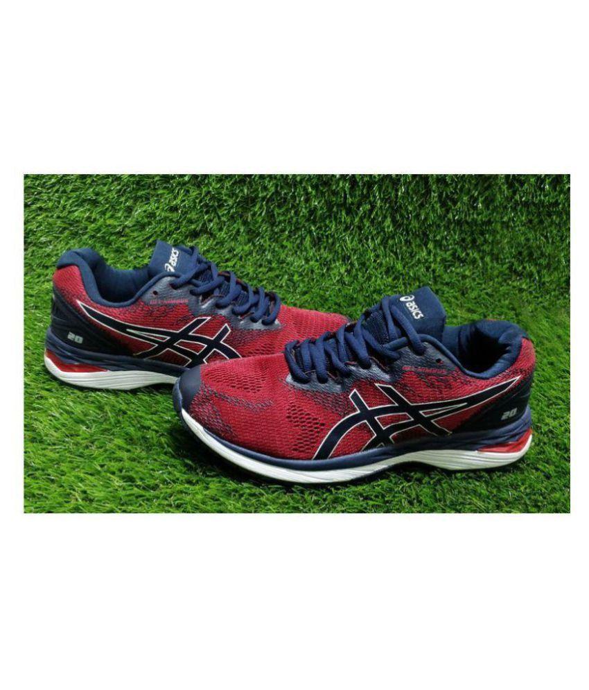 Asics Gel Fuji Trabuco 4 Neutral - Mens Trail Running ... |Maroon And Yellow Asics Shoes