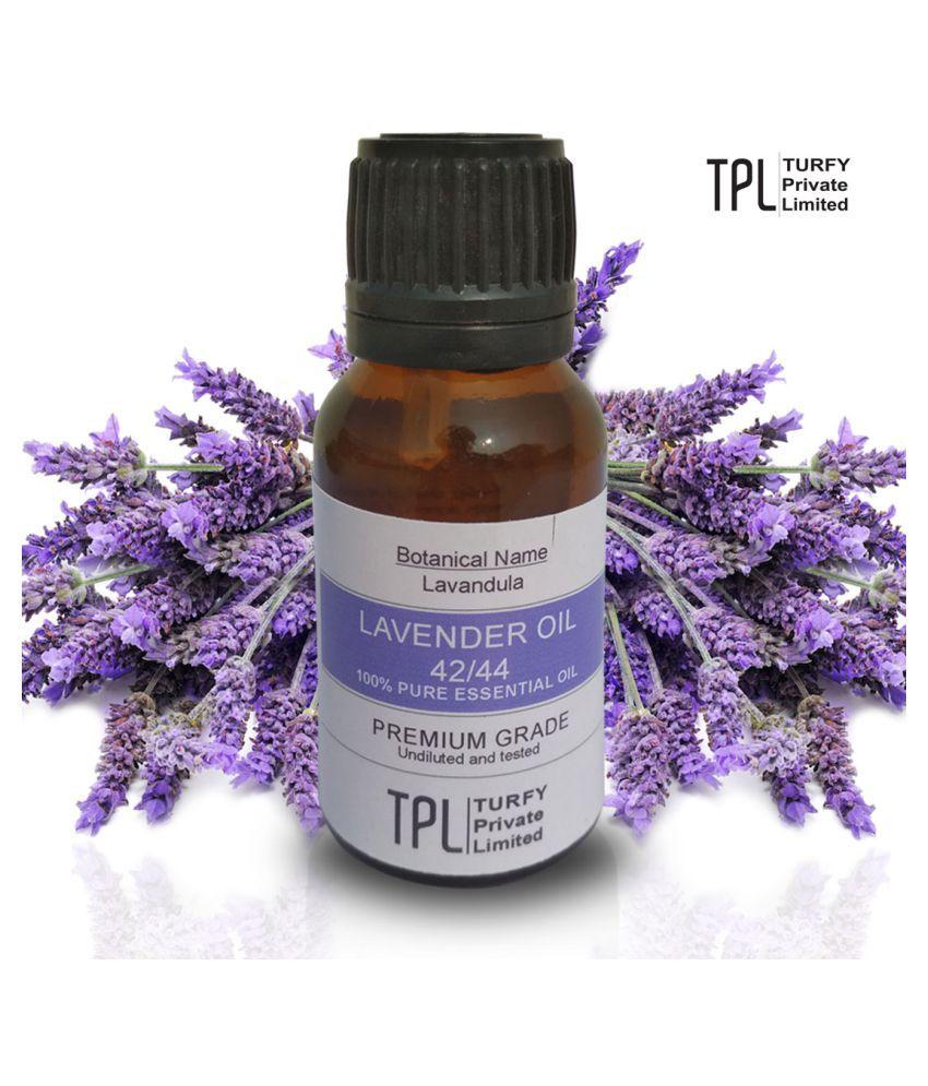Turfy Lavender Oil 42/44 Pure Essential Oil 15 mL