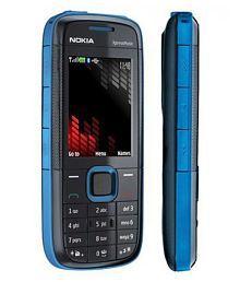 YAA ENT Nokia 5130 Mobile Blue