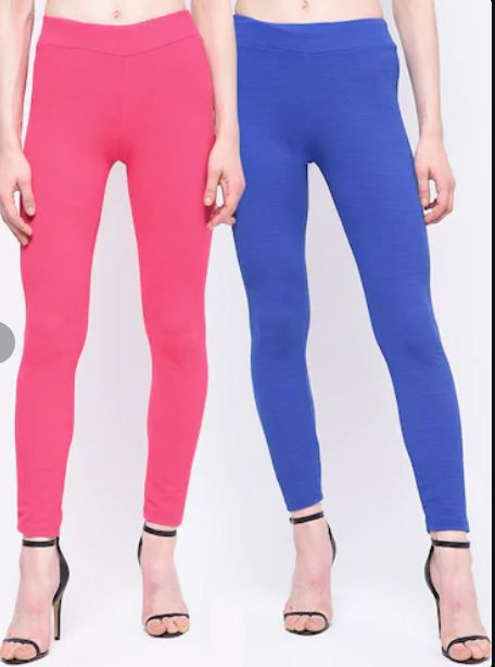 style express Poly Cotton Jeggings - Multi Color