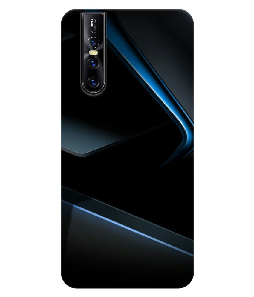 Vivo V15 Pro Printed Cover By Picwik 3d Printed Cover