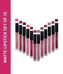 44ef831787 Matte Lipsticks: Buy Matte Lipsticks Online at Low Prices on ...