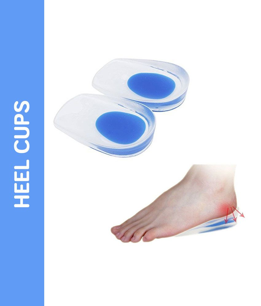 ChinuStyle Heel Cups