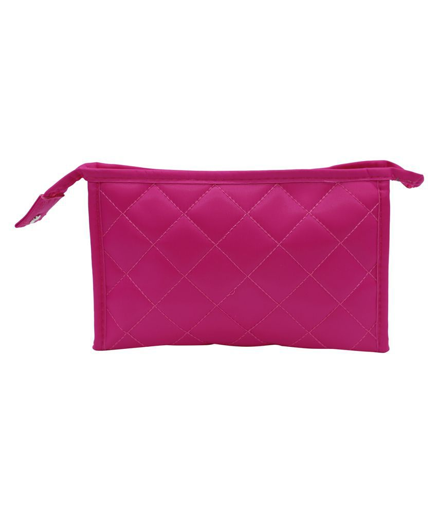 NFI Pink Vanity Kit and pouches - 1 Pc