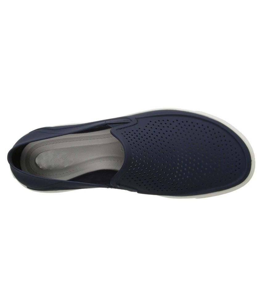 Ethics Navy Casual Shoes - Buy Ethics