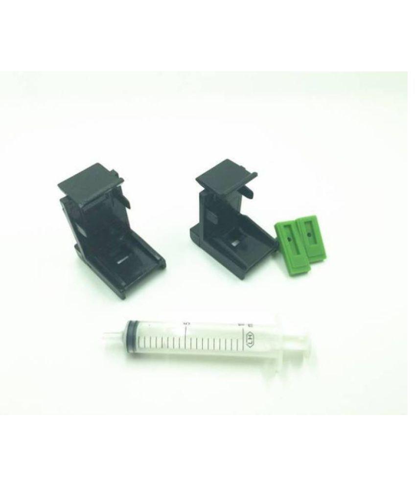 Kataria Ink Suction Kit Black Single Ink bottle for Canon 740, 741, 740 XL, 741 XL, 88, 98, 40, 41, 830  amp; 831 Ink Cartridges With Free Syringe