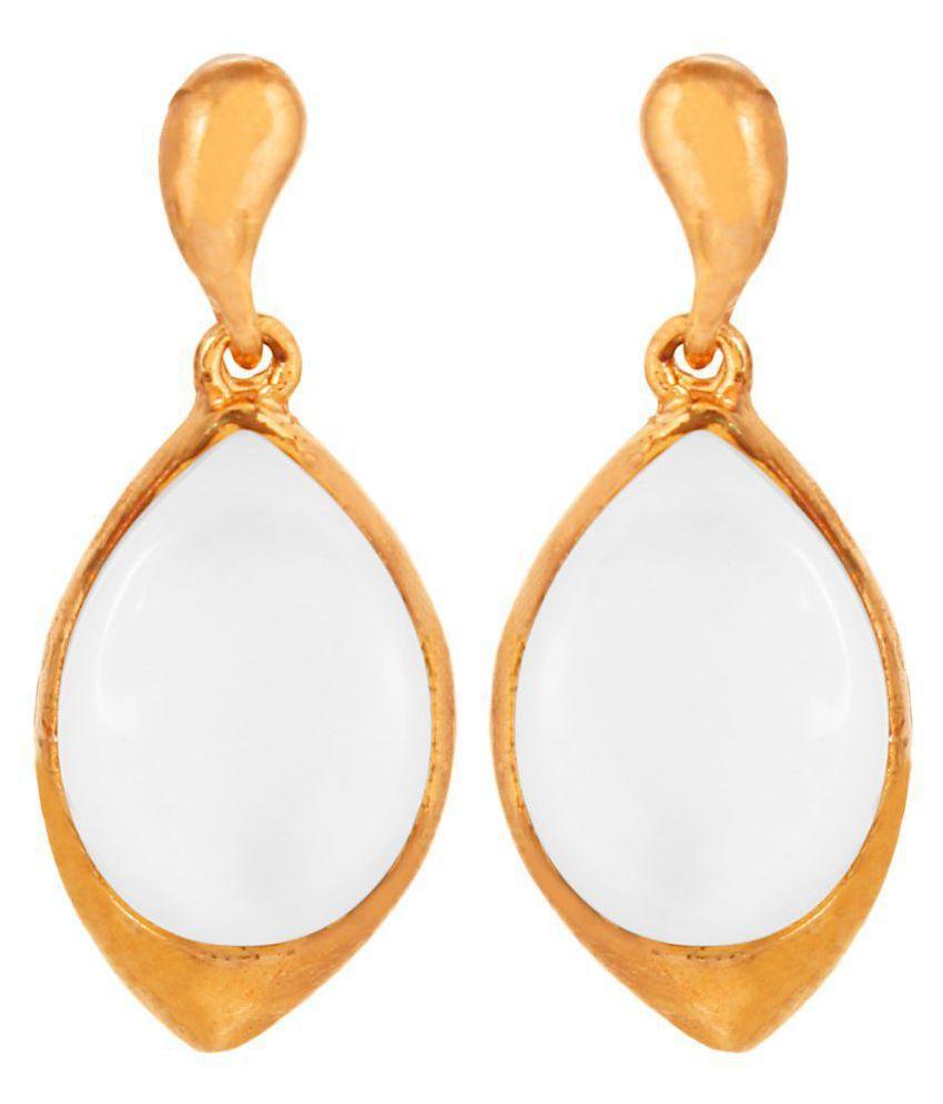 GoldNera Trendy Design Alloy Stud Earring