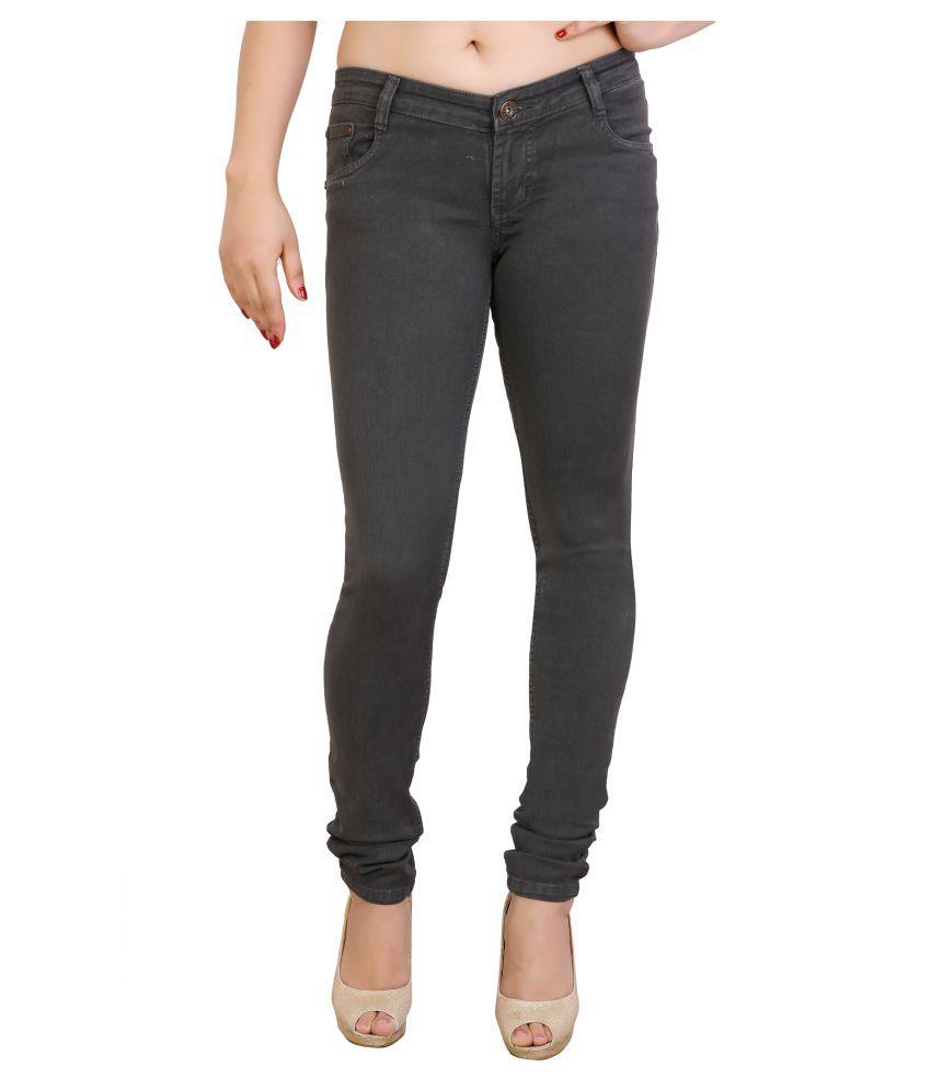 FCK-3 Denim Jeans - Grey
