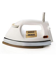 Usha EI 3710 Dry Iron Cream