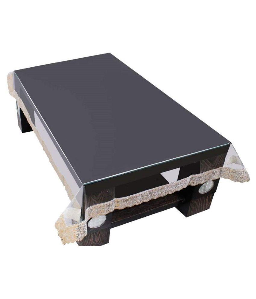 SAASHIKA 6 Seater PVC Single Table Covers