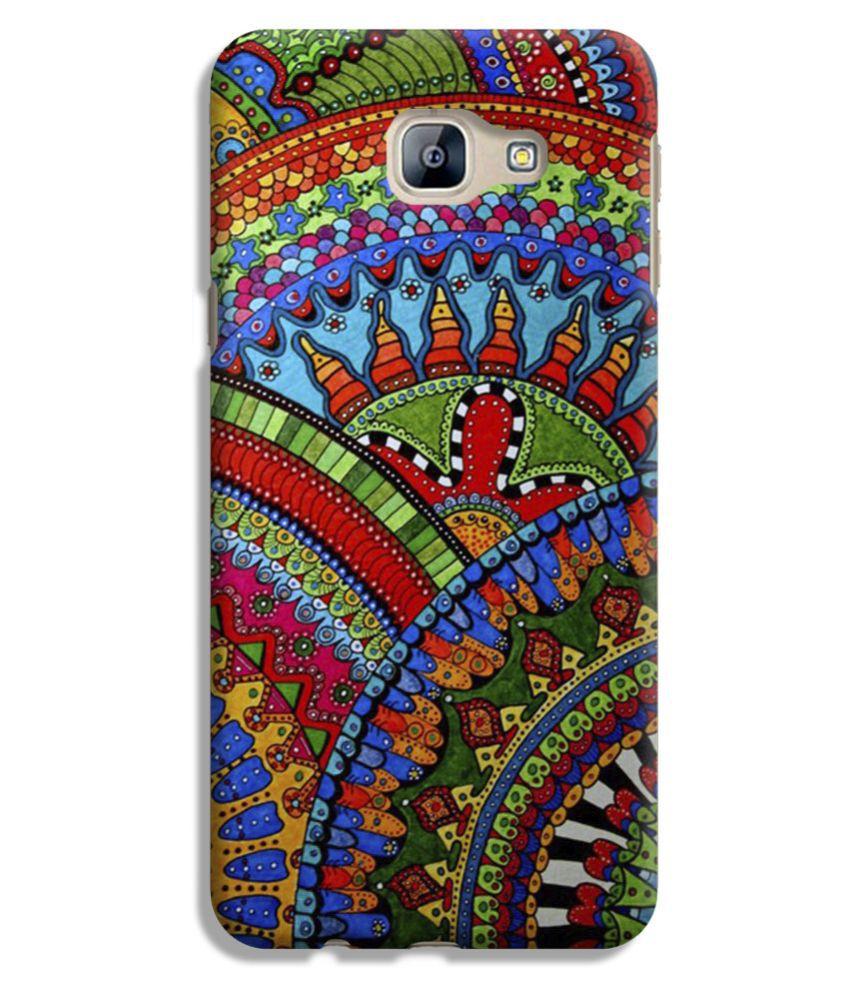 Samsung C7 Pro Printed Cover By PrintVisa
