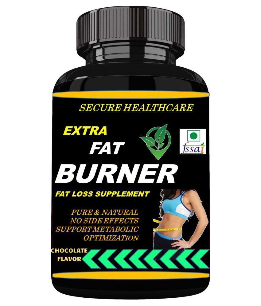 Secure Healthcare Extra Fat Burner Chocolate Flavor Powder 100 gm Pack Of 1